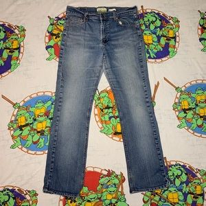 Old navy bf boot cut jeans